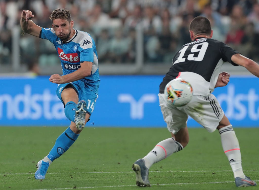 Serie A La Asl Non Fa Partire Il Napoli Rinviata La Partita Con La Juventus I Love Magazine